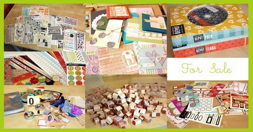 Blog Garage Sale 2