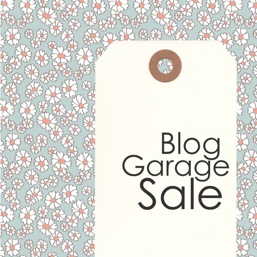 Blog Garage Sale copy